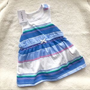 NWT Dress with Undies 6 months
